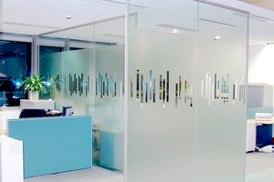More Privacy & Manifestations Frosted Window Film at Visualize